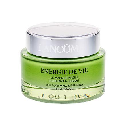 Lancôme Énergie De Vie Clay Mask jílová maska pro čištění pleti 75 ml Tester pro ženy