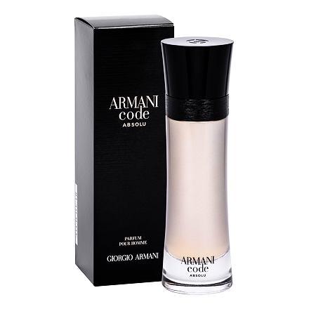 Giorgio Armani Code Absolu parfémovaná voda 110 ml pro muže