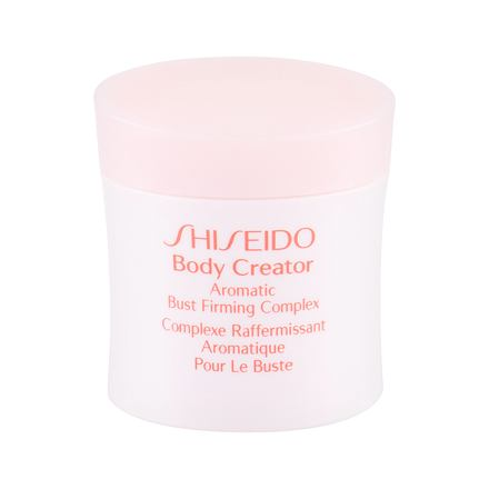 Shiseido BODY CREATOR Aromatic Bust Firming Complex péče o poprsí 75 ml