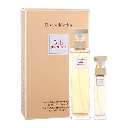 Elizabeth Arden 5th Avenue sada parfémovaná voda 125 ml + parfémovaná voda 30 ml pro ženy