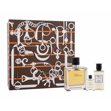 Hermes Terre d´Hermès sada parfém 75 ml + sprchový gel 40 ml + parfém 5 ml pro muže