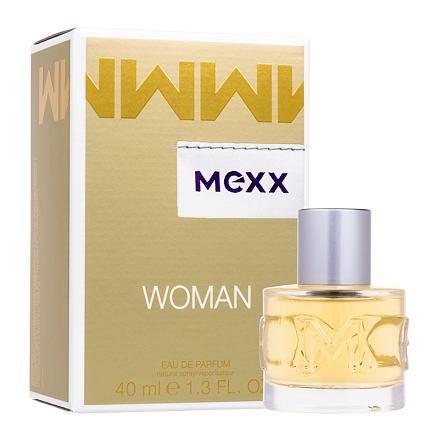 Mexx Woman parfémovaná voda 40 ml pro ženy