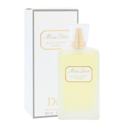 Christian Dior Miss Dior Originale toaletní voda 100 ml pro ženy