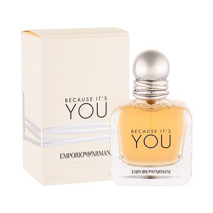 Giorgio Armani Emporio Armani Because It´s You parfémovaná voda 50 ml pro ženy