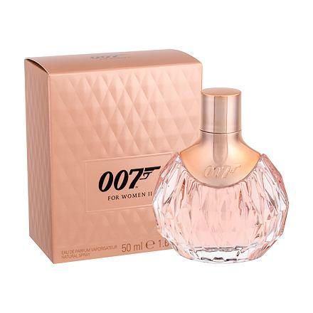 James Bond 007 James Bond 007 For Women II parfémovaná voda 50 ml pro ženy