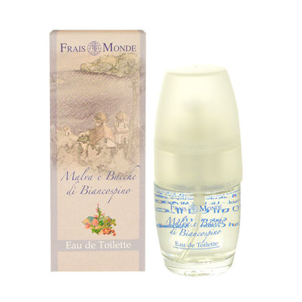 Frais Monde Mallow And Hawthorn Berries toaletní voda 30 ml pro ženy