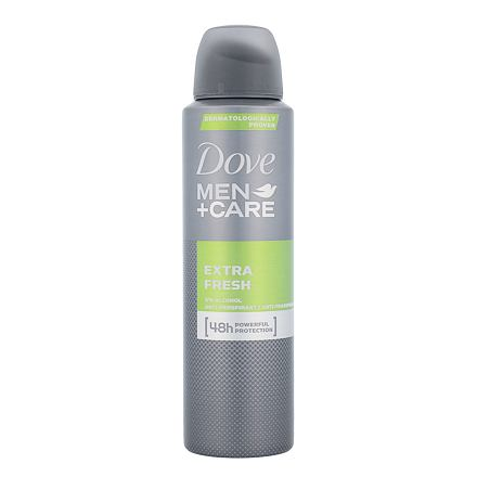 Dove Men + Care Extra Fresh antiperspirant deospray 150 ml pro muže