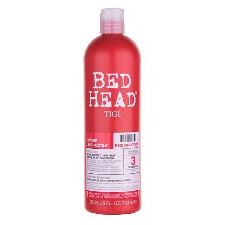 Tigi Bed Head Resurrection šampon pro velmi oslabené vlasy 750 ml pro ženy