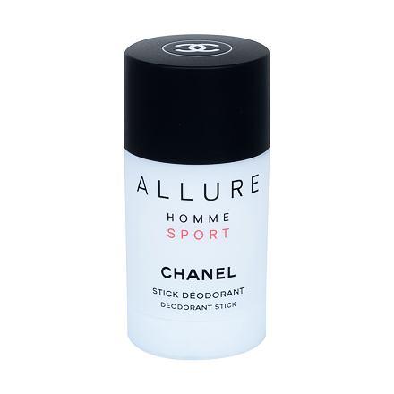 Chanel Allure Homme Sport deostick bez obsahu hliníku 75 ml pro muže