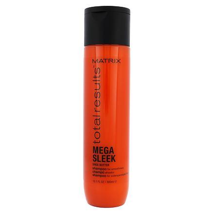 Matrix Total Results Mega Sleek šampon pro silné nepoddajné vlasy 300 ml pro ženy