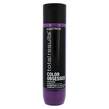 Matrix Total Results Color Obsessed kondicionér na barvené vlasy 300 ml pro ženy