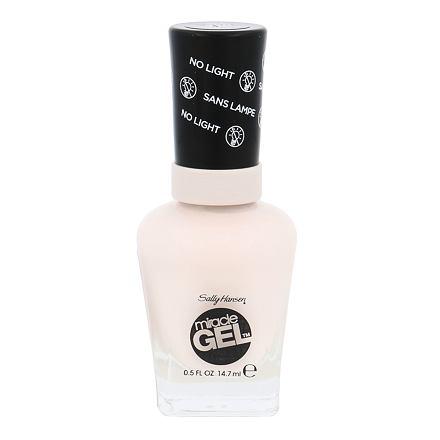 Sally Hansen Miracle Gel STEP1 lak na nehty 14,7 ml odstín 430 Créme De La Créme pro ženy