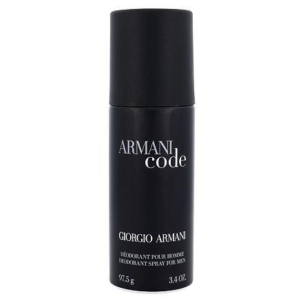 Giorgio Armani Armani Code Pour Homme deospray 150 ml pro muže