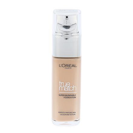 L´Oréal Paris True Match sjednocující make-up 30 ml odstín N3 Creamy Beige pro ženy