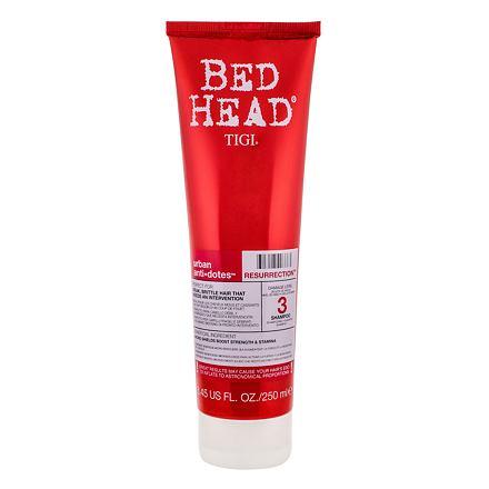 Tigi Bed Head Resurrection šampon pro velmi oslabené vlasy 250 ml pro ženy