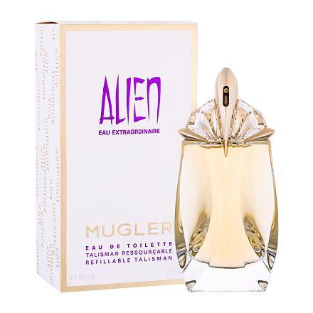 Thierry Mugler Alien Eau Extraordinaire toaletní voda naplnitelný 60 ml pro ženy
