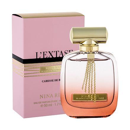 Nina Ricci L´Extase Caresse de Roses parfémovaná voda 50 ml pro ženy