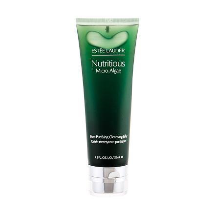 Estée Lauder Nutritious Micro-Algae čisticí gel pro svěží pleť 125 ml Tester pro ženy