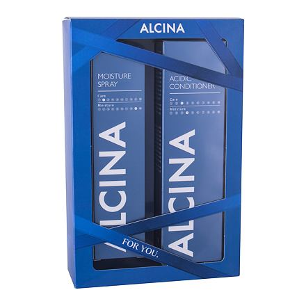 ALCINA Acidic Conditioner sada balzám na vlasy 250 ml + hydratační sprej na vlasy 100 ml pro ženy