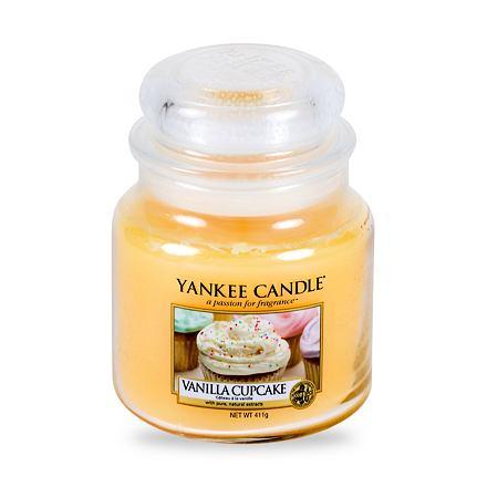 Yankee Candle Vanilla Cupcake vonná svíčka 411 g