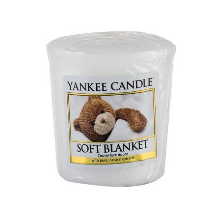Yankee Candle Soft Blanket vonná svíčka 49 g