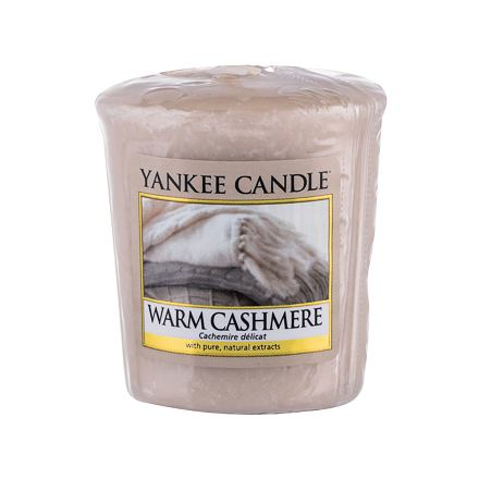 Yankee Candle Warm Cashmere vonná svíčka 49 g