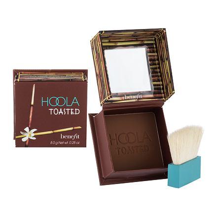 Benefit Hoola bronzer pro přirozeně opálený vzhled 8 g odstín Hoola Toasted
