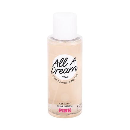 Pink All a Dream tělový sprej 250 ml pro ženy