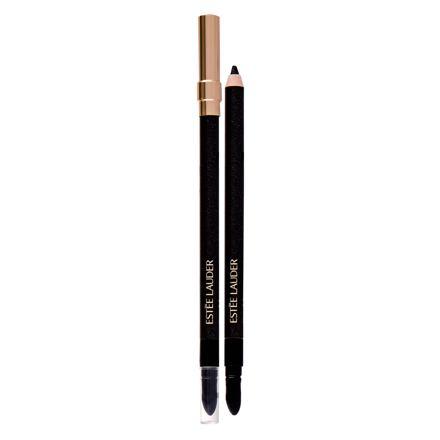 Estée Lauder Double Wear Stay In Place voděodolná oboustranná tužka na oči 1,2 g odstín 04 Night Diamond Tester pro ženy