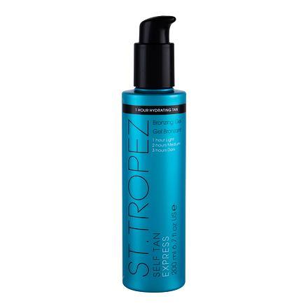 St.Tropez Self Tan Express Bronzing Gel samoopalovací gel pro postupné opálení 200 ml pro ženy