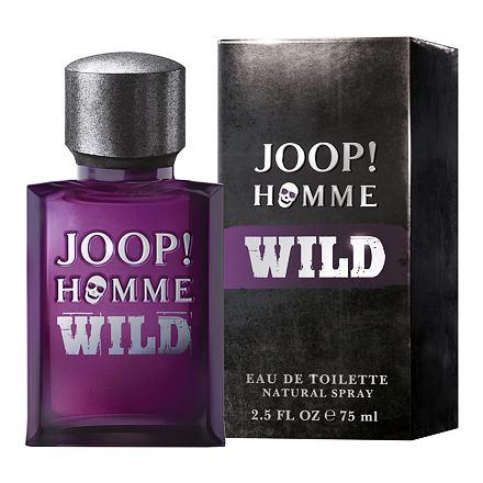 JOOP! Homme Wild toaletní voda 75 ml pro muže