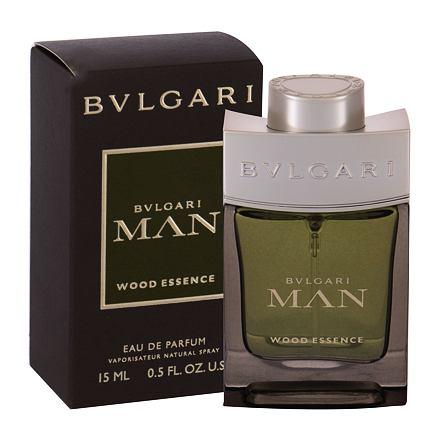 Bvlgari MAN Wood Essence parfémovaná voda 15 ml pro muže