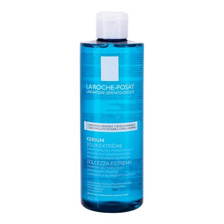 La Roche-Posay Kerium Extra Gentle šampon pro zklidnění citlivé pokožky hlavy 400 ml pro ženy