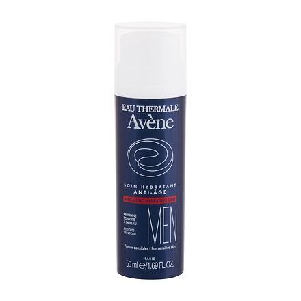 Avene Men Anti-Aging Hydrating Care hydratační krém proti vráskám pro citlivou pleť 50 ml pro muže
