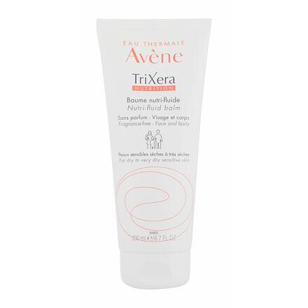 Avene TriXera Nutri-Fluid obnovující a vyživující balzám na tělo i obličej 200 ml unisex