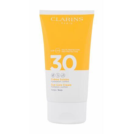 Clarins Sun Care Cream SPF30 opalovací krém na tělo 150 ml