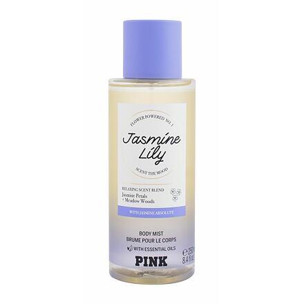 Pink Jasmine Lily tělový sprej 250 ml pro ženy