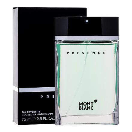 Montblanc Presence toaletní voda 75 ml pro muže