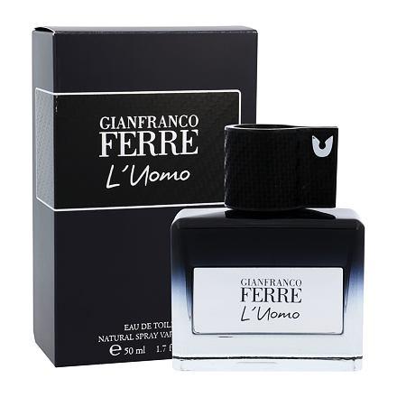 Gianfranco Ferré L´Uomo toaletní voda 50 ml pro muže