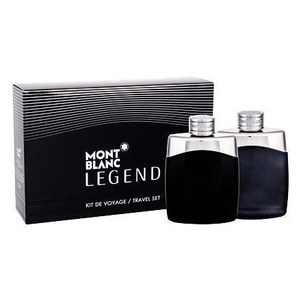 Montblanc Legend sada toaletní voda 100 ml + voda po holení 100 ml pro muže