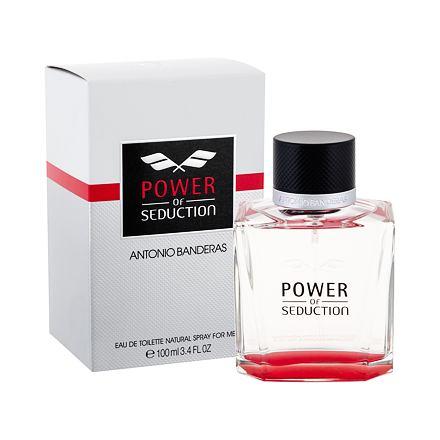 Antonio Banderas Power of Seduction toaletní voda 100 ml pro muže