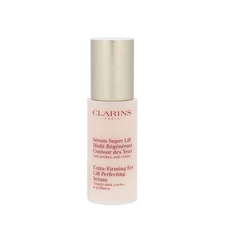 Clarins Extra Firming Lift Perfecting Serum oční krém na všechny typy pleti 15 ml Tester pro ženy