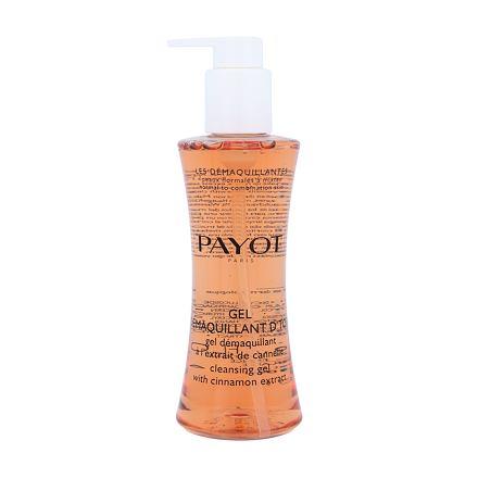 PAYOT Les Démaquillantes Cleasing Gel With Cinnamon Extract čisticí gel pro mastnou pleť 200 ml pro ženy