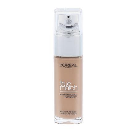 L´Oréal Paris True Match sjednocující make-up 30 ml odstín N5 Sand pro ženy