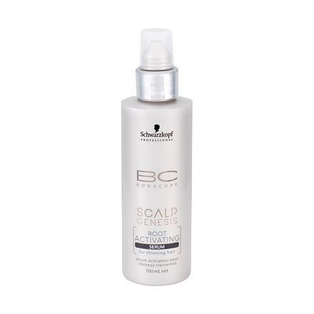 Schwarzkopf BC Bonacure Scalp Genesis Root Activating Serum sérum na jemné vlasy pro aktivaci kořínků 100 ml pro ženy