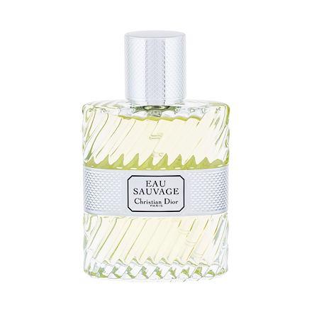 Christian Dior Eau Sauvage toaletní voda 50 ml pro muže
