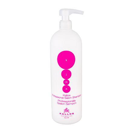 Kallos Cosmetics KJMN Professional Salon šampon na vlasy s keratinem 1000 ml pro ženy