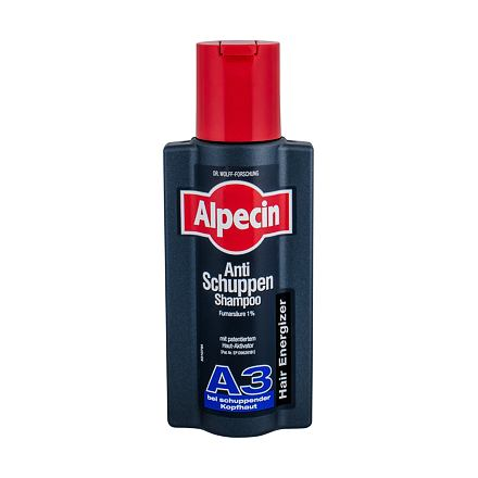 Alpecin Active Shampoo A3 šampon proti lupům 250 ml pro muže