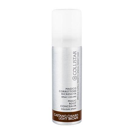 Collistar Special Perfect Hair Magic Root Concealer sprej pro zakrytí odrostů 75 ml odstín Light Brown pro ženy