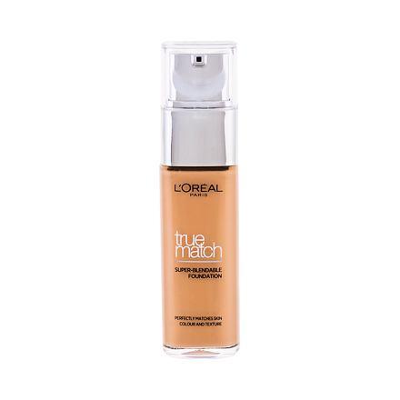 L´Oréal Paris True Match sjednocující make-up 30 ml odstín D4-W4 Golden Natural pro ženy